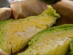 Pečená kapusta — Všechno, co mám ráda — Česká televize Vegetables, Vegetable Recipes, Veggies