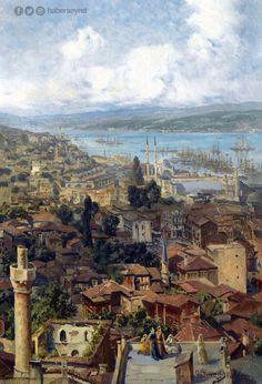 """Otto von Rupert #İstanbul 1894"""""""