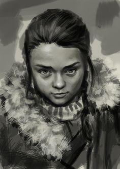 Arya I love you!!