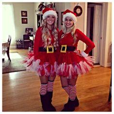 Santa Tutu Christmas Tutu Holiday Tutu от FreckledStrawberrie