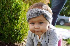 Hey, I found this really awesome Etsy listing at https://www.etsy.com/listing/205008931/baby-turban-headband-baby-earwarmer-grey