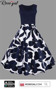 f9e54081dddd5 27 Best Rosegal Plus Size Dresses images