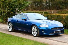 Jaguar Kyanite Blue Metallic