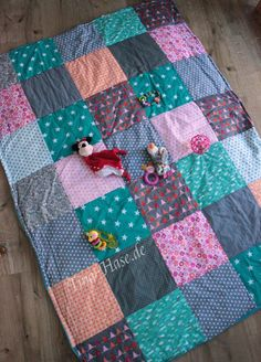 hauptsache n hen eine patchworkdecke sewing quilts pinterest. Black Bedroom Furniture Sets. Home Design Ideas
