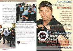 POLICE TRAINING ROS - REAL OPERATIONAL SYSTEM Capitaine Jacques Levinet  dans le Magazine COMMANDO du mois de septembre. www.policetrainingros.com