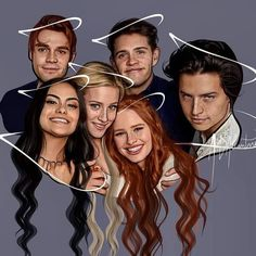Riverdale cast wallpaper😍 If you come from explore, go and check my account for more posts like this↑ Kj Apa Riverdale, Riverdale Netflix, Riverdale Aesthetic, Riverdale Funny, Riverdale Memes, Riverdale Cast, Riverdale Tumblr, Riverdale Poster, Halloween Illustration