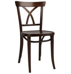 Brolin Bentwood Chair - Matt Blatt