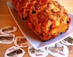 ПОБЕДА ВКУСА : Сырный хлеб.