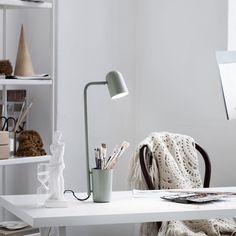 Lampe de bureau Buddy - Vert
