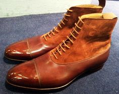 C&J = The Shoe AristoCat: Crockett and Jones - Balmoral Boot - Somerville