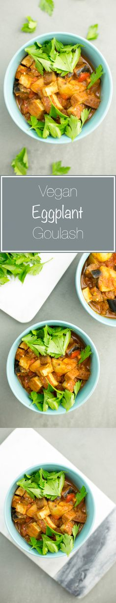 A simple and lazy dinner that is full of flavour and filled with fresh vegetables. You can eat this vegan goulash on its own or paired with rice or your favourite grain.