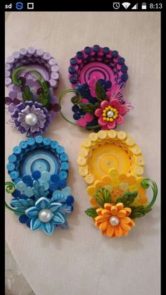 3d Quilling, Quilling Videos, Paper Quilling For Beginners, Paper Quilling Cards, Paper Quilling Jewelry, Quilled Paper Art, Paper Quilling Designs, Quilling Techniques, Quilling Patterns