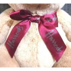 Bears - Top Quality Teddy Bear from the Harrod's England Collection. Tall for sale in Vereeniging