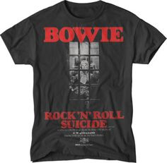 David Bowie - Rock & Roll Suicide