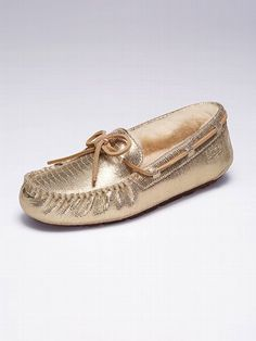 UGG® Australia Dakota Moccasin #VictoriasSecret http://www.victoriassecret.com/whats-new/new-arrivals-shoes/dakota-moccasin-ugg-australia?ProductID=87382=OLS?cm_mmc=pinterest-_-product-_-x-_-x