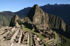 Dreaming of Machu Picchu