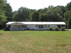 SOLD-HUD CASE 105-511920. Well kept 3 bedrm 2 bath modular home w/covered front porch.At the entrance inviting living and dining rm combo area.This home has a open kitchen w/eat-in breakfast area and washer/dryer connection.This home features a master suite w/his and her closets. Master bath with dual vanity and linen storage area. There are 2 additional bedrooms and a spacious hall bath. An added bonus to this home is the enclosed sun-porch that provides additional living space an...