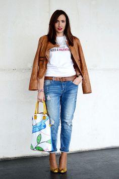 el blog de silvia rodriguez | Blog de moda | street style: Corazones - MBFWM Agatha Ruiz de la Prada