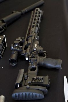 war-god: The Remington Modular Sniper Rifle (MSR) Military Weapons, Weapons Guns, Guns And Ammo, Military Life, Armas Airsoft, Cool Guns, Assault Rifle, Tactical Gear, Tactical Survival
