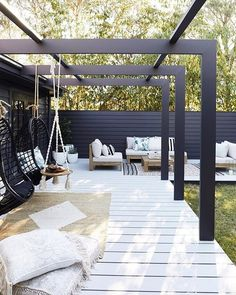 # PergolaPronunciation When ancient around strategy, a pergola have been experiencing somewhat of a modern rebirth these types of days. A classy backyard pound without any walls (or if not constructed since a novel accessory for an individual's. Outdoor Pergola, Pergola Plans, Outdoor Rooms, Outdoor Living, Pergola Kits, Outdoor Furniture, Pergola Lighting, Outdoor Seating, Outdoor Entryway Ideas