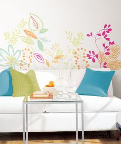 Riviera Peel & Stick Giant Wall Decal Wall Decal