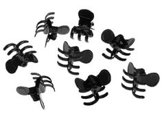 L Erickson Mini Metal Jaw Clip  Go 8Pack  Black * Read more at the image link.
