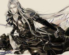 Zerochan anime image gallery for Sephiroth, Wallpaper. Final Fantasy Cloud, Final Fantasy Artwork, Final Fantasy Characters, Final Fantasy Vii Remake, Fantasy Series, Vincent Valentine, Daddy, Fantasy Male, Handsome Anime Guys
