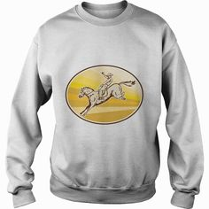 Rodeo Cowboy #Riding #Horse Oval Retro TShirt, Order HERE ==> https://www.sunfrog.com/Funny/124193091-696067082.html?53624, Please tag & share with your friends who would love it, #xmasgifts #superbowl #renegadelife
