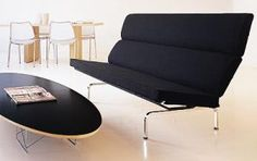 "EAMES SURFBOARD TABLE SALE IS ON NOW!   WWW.GIBRALTARFURNITURE.COM 800 416-3635  Google  ""This Beverly Hills 90210 store is nirvana for people who want Bauhaus, art deco, modern, mid century, or designer furniture at wholesale prices."""