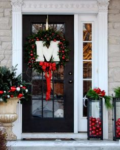 Looking to rev up your front door? Try some of these inspired ideas.