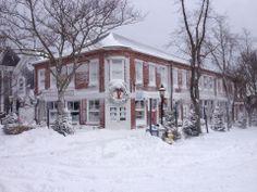 Nantucket in winter