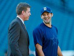 Troy Aikman & Tony Romo