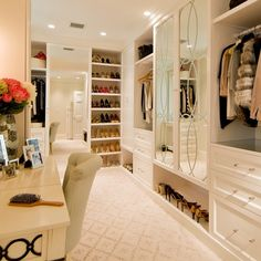 Definitely my future closet.