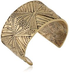 "The SAK Wide Etched Cuff Bracelet, 1.7"" The Sak,http://www.amazon.com/dp/B00FDWT2K4/ref=cm_sw_r_pi_dp_lpsptb0B62CSHJGM"