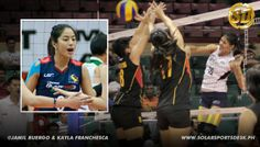 """Petron """"really lucky"""" to have Dindin Santiago, says Gretchen Ho - Solar Sports Desk #volleyball"""