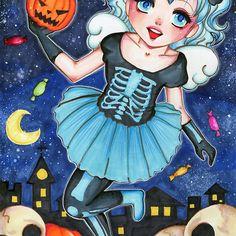 Halloween mit Susus von Melody Heart