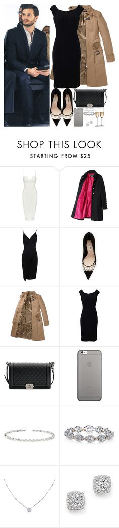 """""""Fashion Show With Jamie"""" by angelbrubisc ❤ liked on Polyvore featuring Posh Girl, RE ENVY, Dollhouse, Miu Miu, Dolce&Gabbana, Chanel, Native Union, Suzanne Kalan, Harry Kotlar and Ice"""