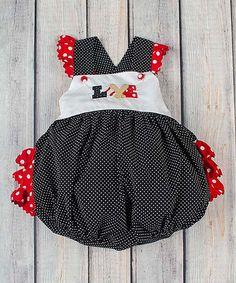 2f0e1f70af5 Coveted Clothing Fuchsia Ruffle Sleeveless Dress. Infant Toddler SmockingBubblesPolka ...