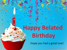 Sandi Pointe – Virtual Library of Collections Birthdays happy belated birthday