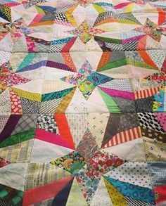 Something new #jenkingwelldesigns #scrapquilts #templatelove