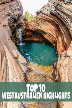 Unsere Liste der Top 10 Westaustralien Highlights – Swiss Nomads – World Tour With Van West Coast Australia, Western Australia, Australia Travel, Perth, Brisbane, West Coast Road Trip, Road Trip Usa, Great Barrier Reef, Death Valley
