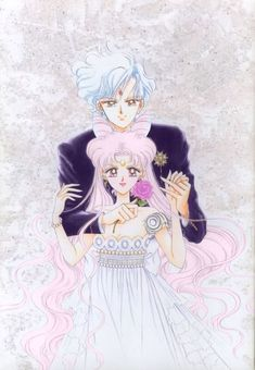 chibiusa and helios - Google Search                              …