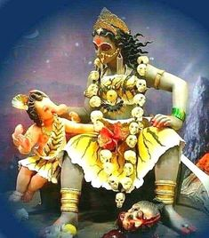 Indian Goddess Kali, Indian Gods, Shiva Shakti, Durga Maa, Photos Of Lord Shiva, Mother Kali, Kali Mata, Krishna Radha, Lord Vishnu