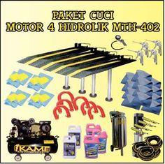 Paket Cuci Motor 4 Hidrolik MTH-402