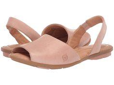 2f2652b040f Born Trang Women s Shoes Blush Full Grain Leather