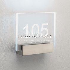 ASTRO Kinkiet LED Numero 0924, Light&Style