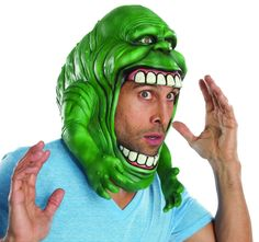 Ghostbusters Slimer Costume Headpiece Adult