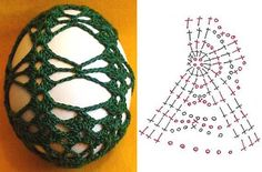 Семь схем обвязки яиц крючком Crochet Snowflakes, Crochet Doilies, Crochet Stitches, Knit Crochet, Easter Projects, Christmas Projects, Easter Crafts, Easter Crochet Patterns, Lace Patterns