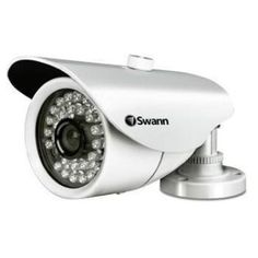 Swann Professional All Purpose Security Camera - Night Vision (White) Home Security Tips, Wireless Home Security Systems, Security Alarm, Security Camera, Video Surveillance Cameras, Surveillance Equipment, Surveillance System, Dome Camera, Car Camera