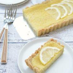 Gluten Free Lemon Tart Recipe | Fearless Dining